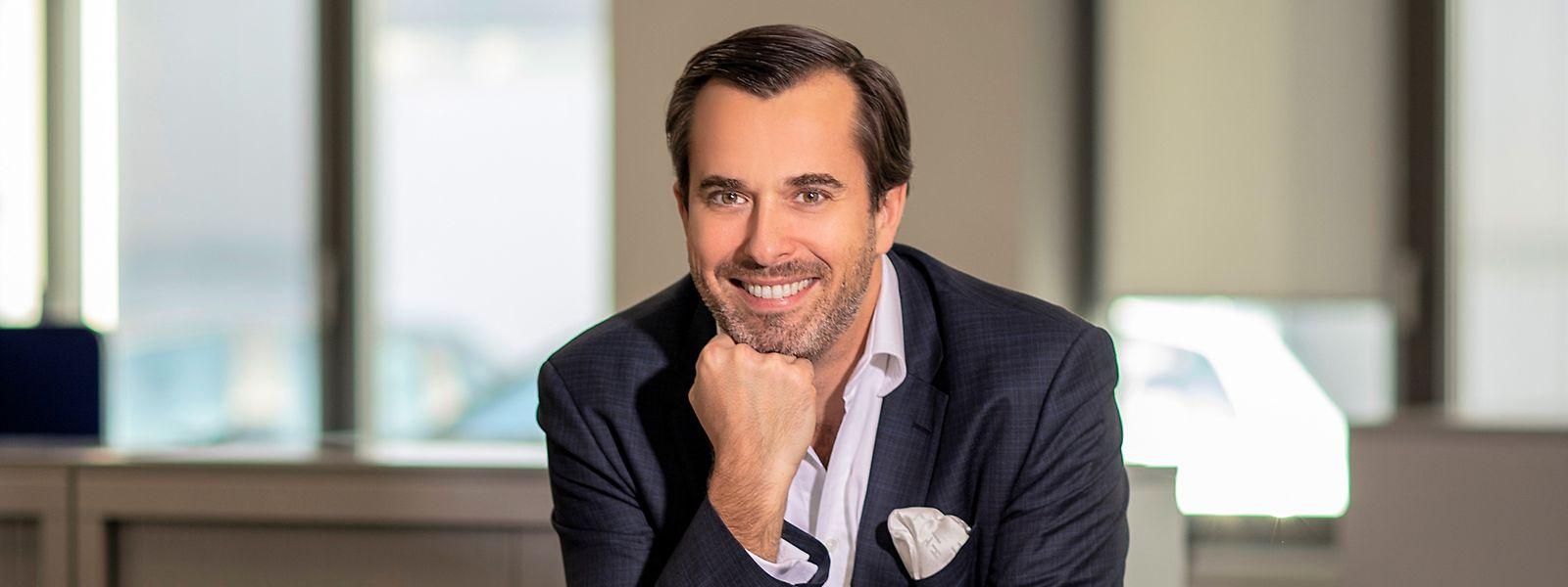 Hat sich die Digitalisierung von Unternehmen zur Aufgabe gemacht: Jemmic-Gründer Jean-Pierre Schmit.