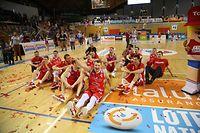 Les finales des Coupes masculine et féminine de basket restent au programme à la Coque le samedi 14 mars