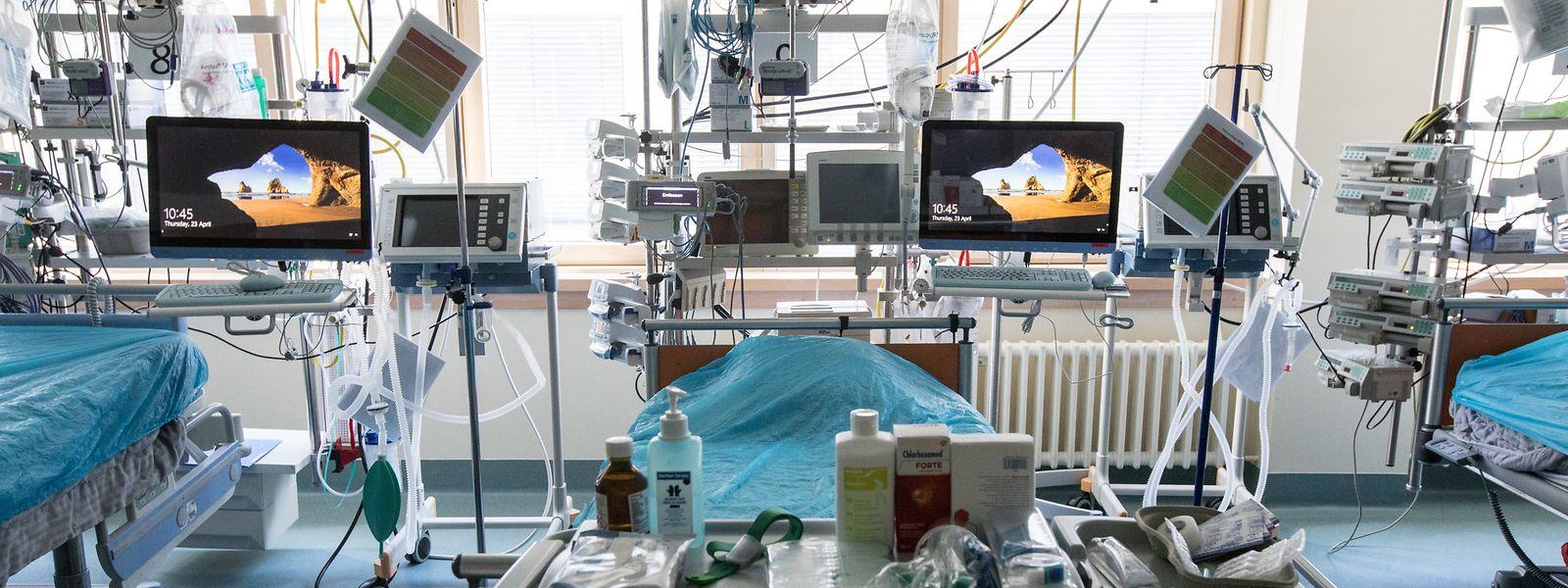 Insgesamt 850 Covid-19-Patienten konnten in Luxemburg bislang nach einer erfolgreichen Behandlung das Krankenhaus wieder verlassen.