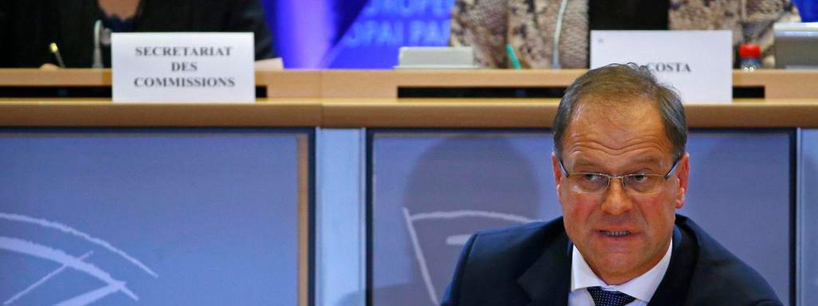 Der designierte Kultur-Kommissar Tibor Navracsics kam bei den Parlamentariern nicht gut an.