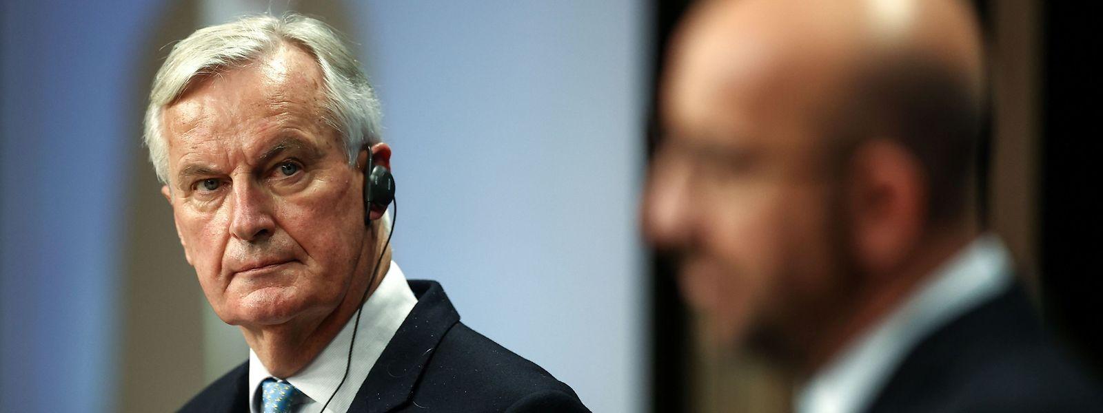 Michel Barnier reprendra les négociations en face-à-face dès cette fin de semaine à Londres.