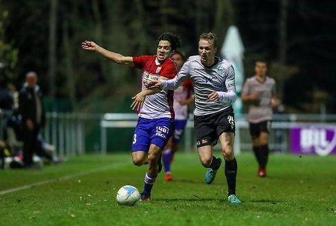 BGL Ligue: Fola rettet Punkt, F91 baut Vorsprung aus
