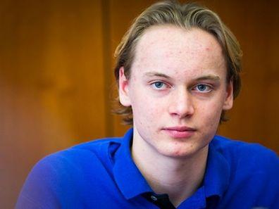 Interview Ryan Johansson, Foto Lex Kleren