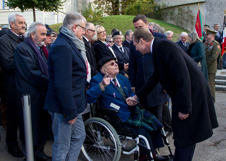 """Die """"Journée de la commémoration nationale"""" fand am Sonntag statt."""