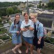 ITV Touristen in Luxemburg. Foto:Gerry Huberty