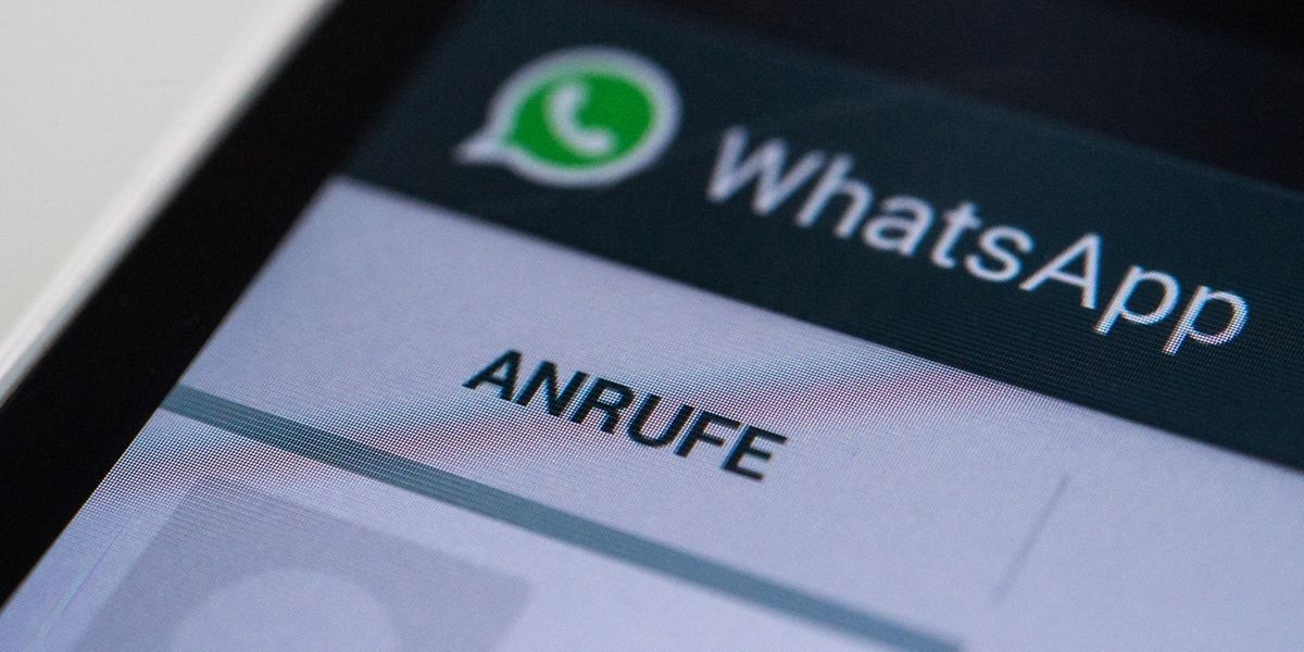 Anrufe über Messenger wie Whatsapp kosten zwar kein Geld, dafür aber Datenvolumen.