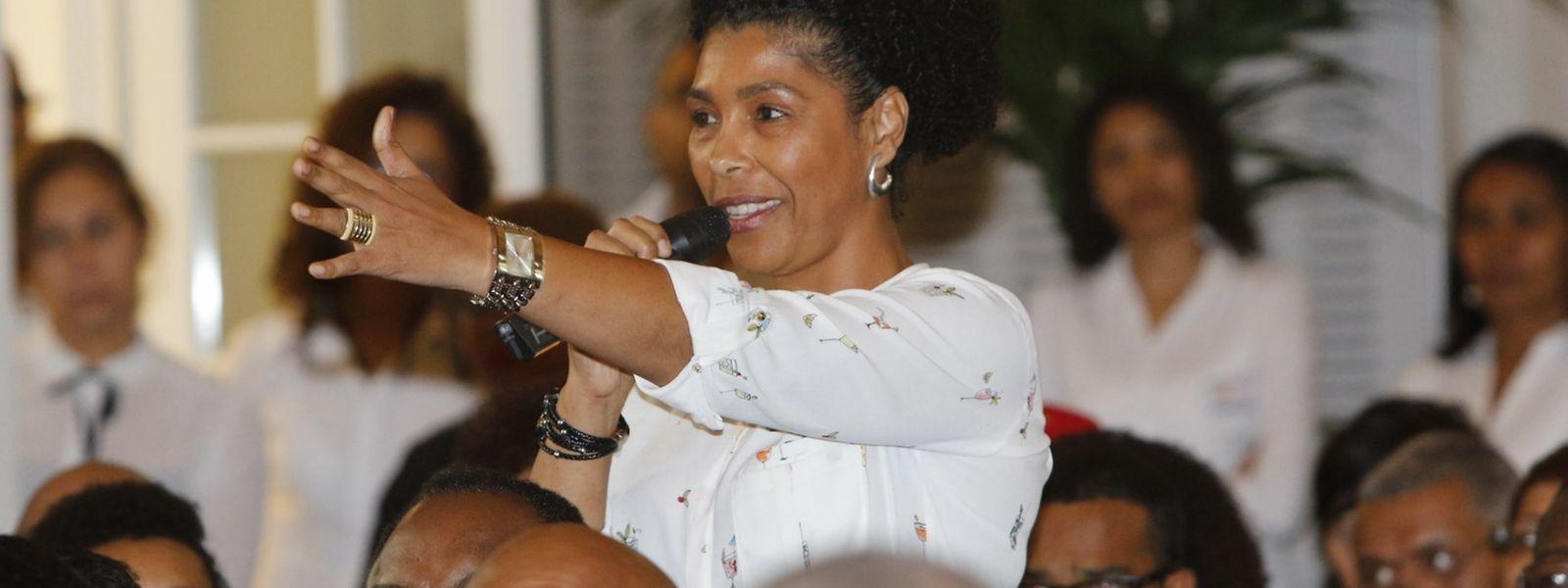 Maria Gomes é a presidente da Câmara de Comércio Luxemburgo - Cabo Verde