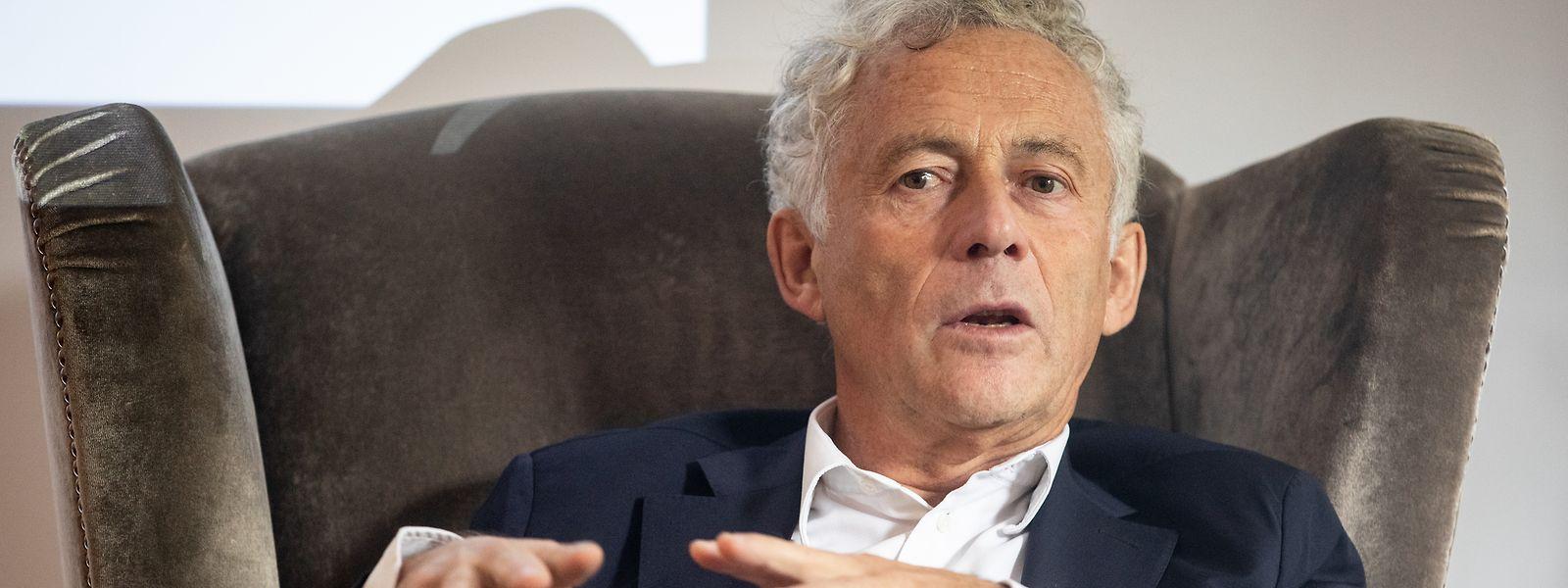 Philippe Delmas estime qu'il est nécessaire «d'anticiper l'utilisation des nouvelles technologies».