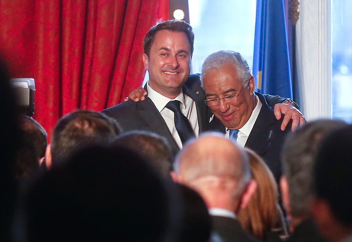 A primeira visita oficial do primeiro-ministro português, António Costa, ao Luxemburgo aconteceu em abril de 2017.