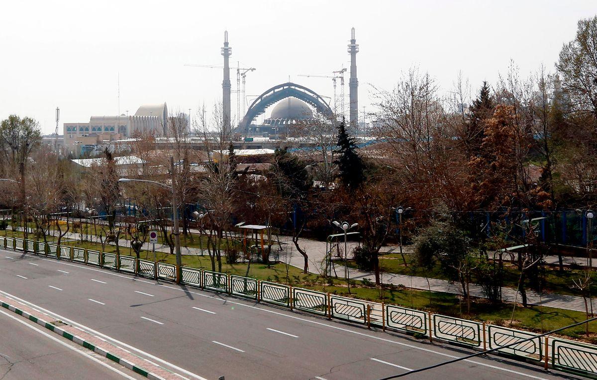 Das Mausoleum des iranischen Revolutionsführers Ajatollah Ruhollah Chomeini ist zurzeit nicht zugänglich.