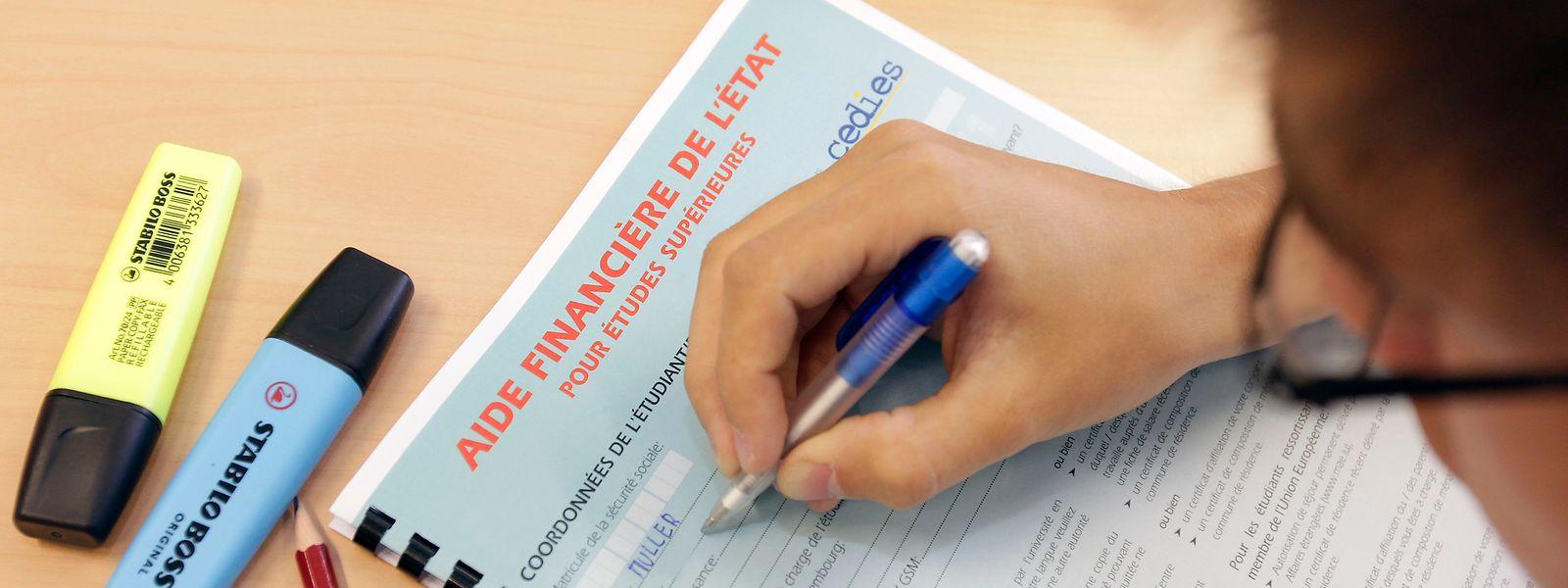 Studenten, die nicht in Luxemburg wohnen, müssen verschiedene Kriterien erfüllen, wenn sie eine Studienbeihilfe vom Luxemburger Staat in Anspruch nehmen wollen.