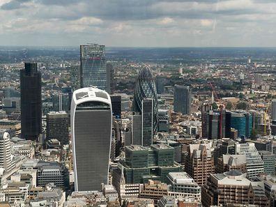La City de Londres accueille nombre de banques européennes et américaines, qui dans l'ensemble souhaitaient un maintien dans l'UE.