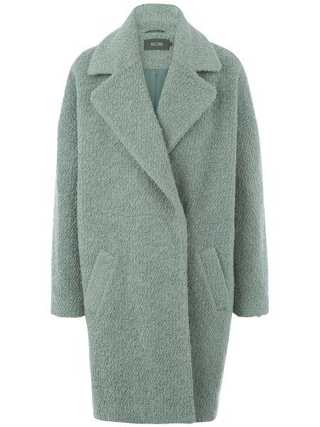 In der Winterkollektion 2017/18 befindet sich unter anderem dieser von Tania Baumeister-Hanff entworfene Mantel.