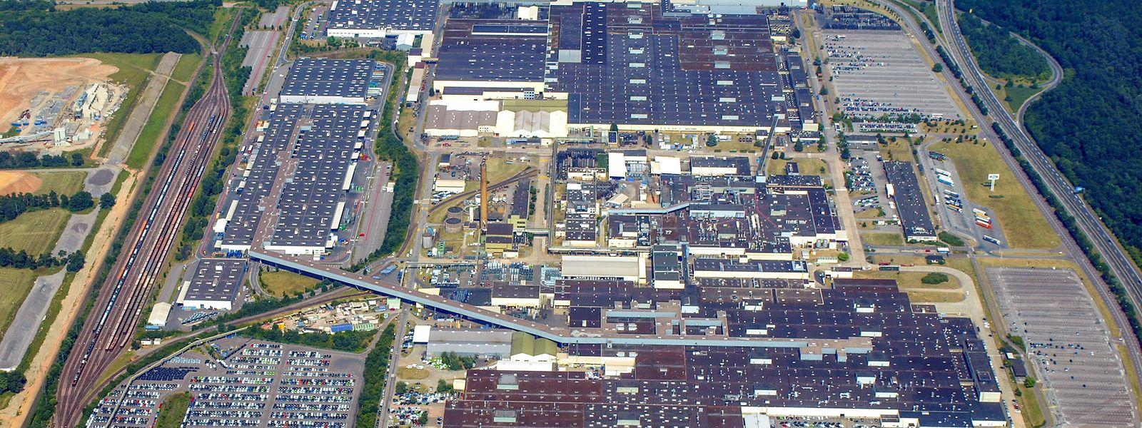Im Ford-Werk in Saarlouis werden die Modelle Focus, C-Max und Grand C-Max produziert - Ende Juni ist damit Schluss.