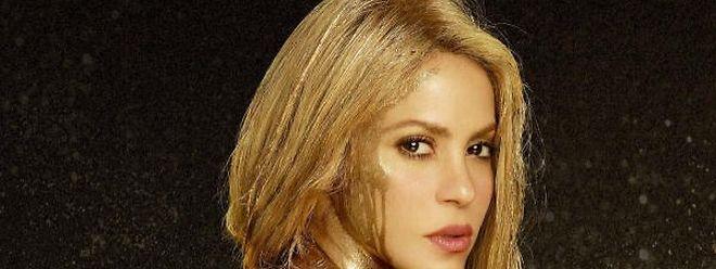 Shakira atuará no Luxemburgo em junho de 2018