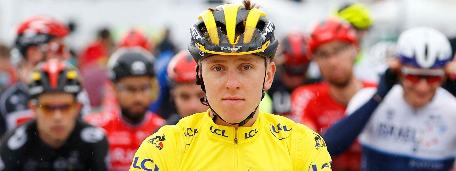 Tadej Pogacar est-il seulement constitué de 66 kg de pur talent cycliste? A l'occasion de la première journée de repos du Tour de France, certains s'interrogent.