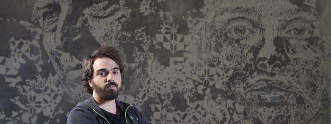 O artista português também já esteve no Luxemburgo.