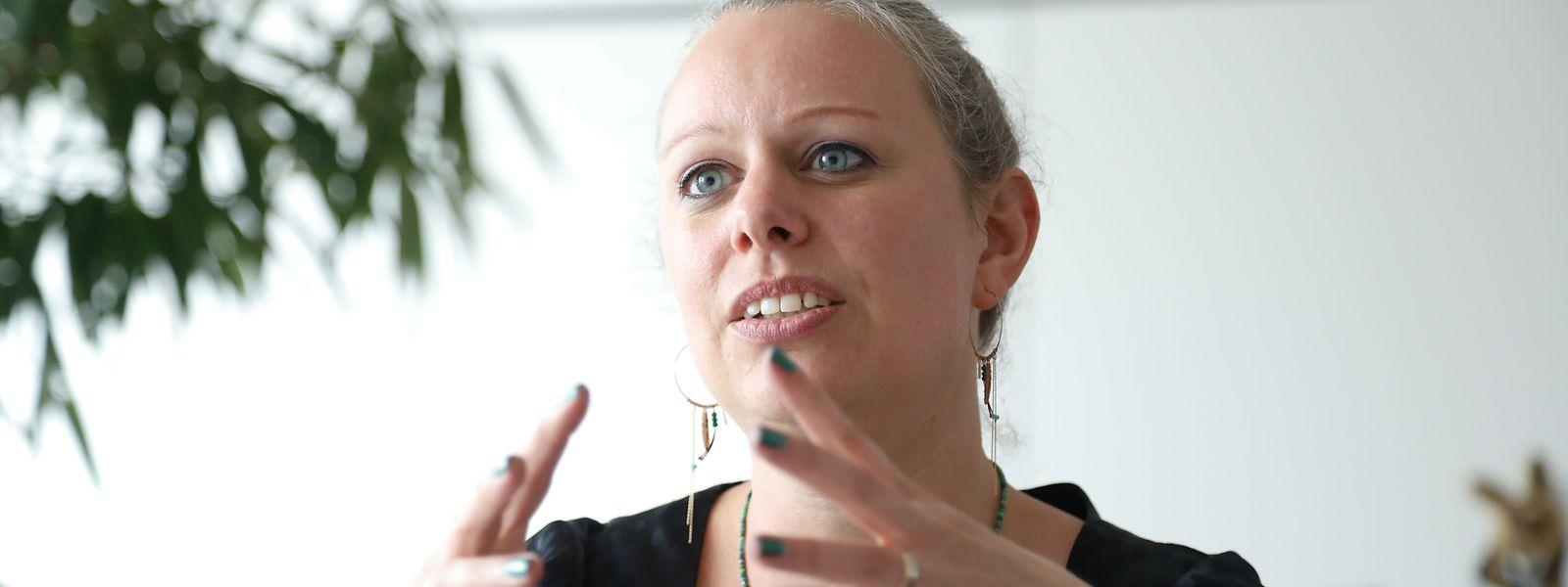 Carole Dieschbourg versprach, dass die Kontrollen an den Gewässern verstärkt werden.