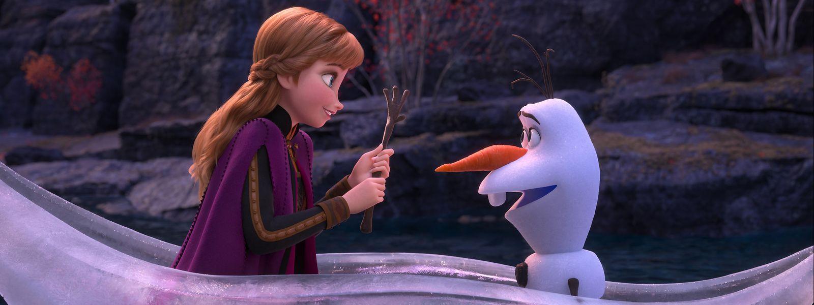 """""""Frozen 2"""" läuft seit Mitte November in den Kinos. Reicht die Fortsetzung an den zweiten Teil heran?"""