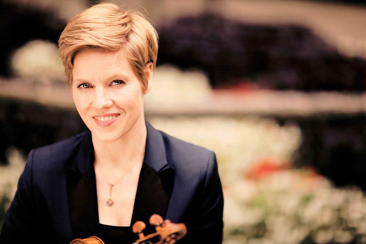 Isabelle Faust.