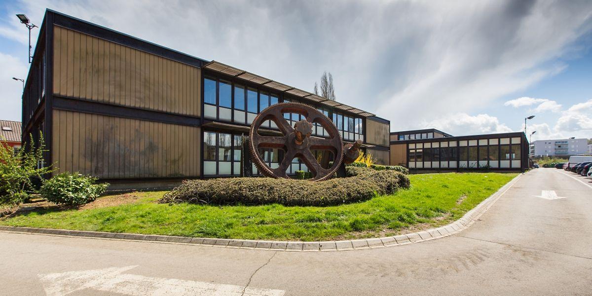 """Das """"Science Center"""" wird sich die """"Léierbud"""" mit der internationalen Schule aus Differdingen und dem Cosp teilen."""