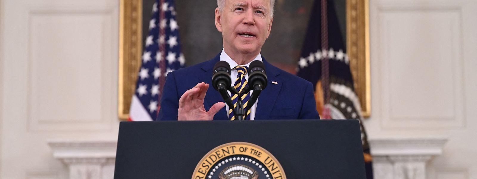 Joe Biden muss gegen den hartnäckigen Widerstand der Republikaner im Kongress kämpfen. Das lähmt bisweilen seinen Reformeifer.