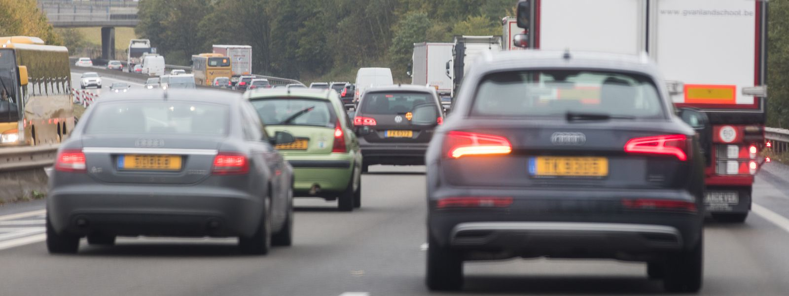Es gibt triftige Gründe dafür, dass in Luxemburg so viele Berufstätige mit dem Auto zwischen Wohnort und Arbeitsplatz pendeln.