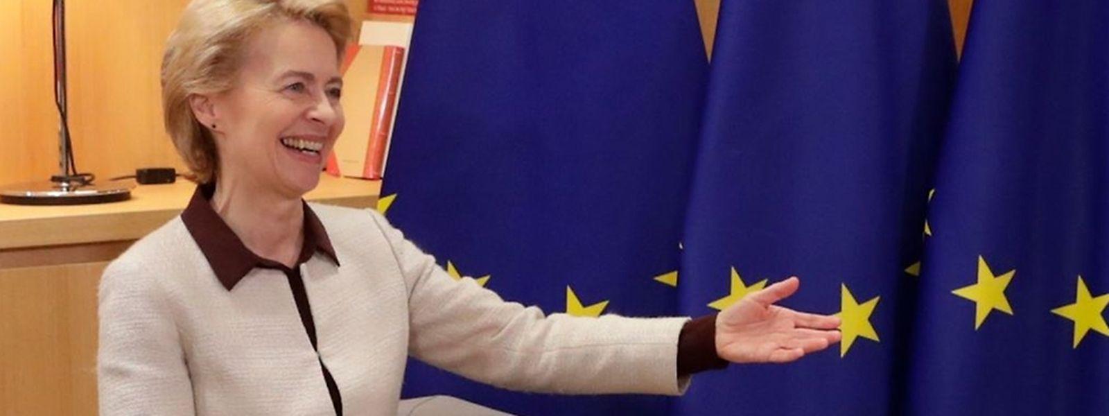 Ursula von der Leyen va peut-être devoir faire une croix sur les candidats français et belge.