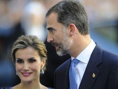 Felipe VI e Letizia