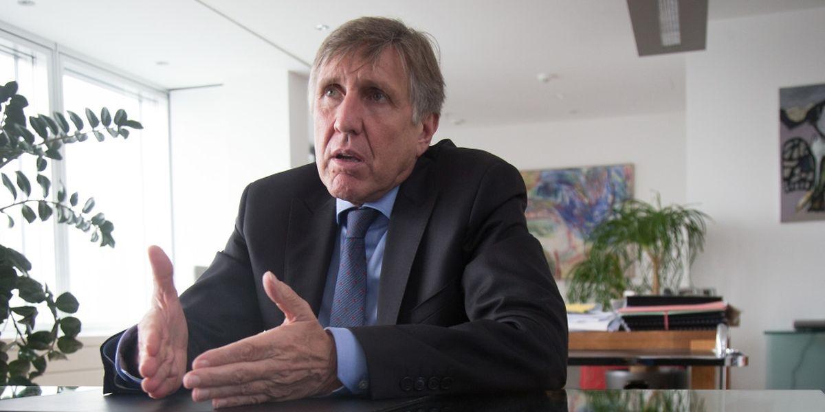 François Bausch sieht immer noch viel Nachholbedarf auf landesplanerischer Ebene.