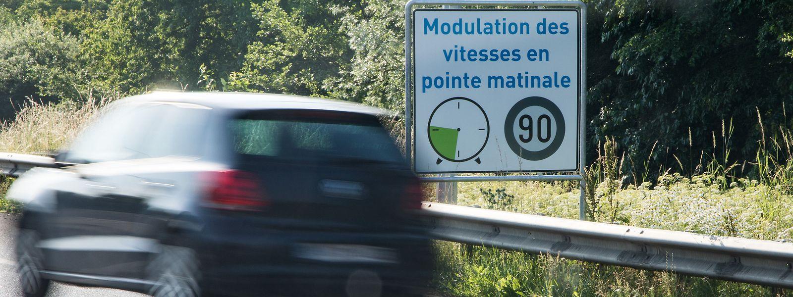 Die 90 km/h müssen Autofahrer derzeit nicht respektieren.
