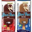Die Sorten Bon'Ice Dark Chocolate und Bon'Ice Rice Milk Chocolate sollten von Allergikern nicht gegessen werden.