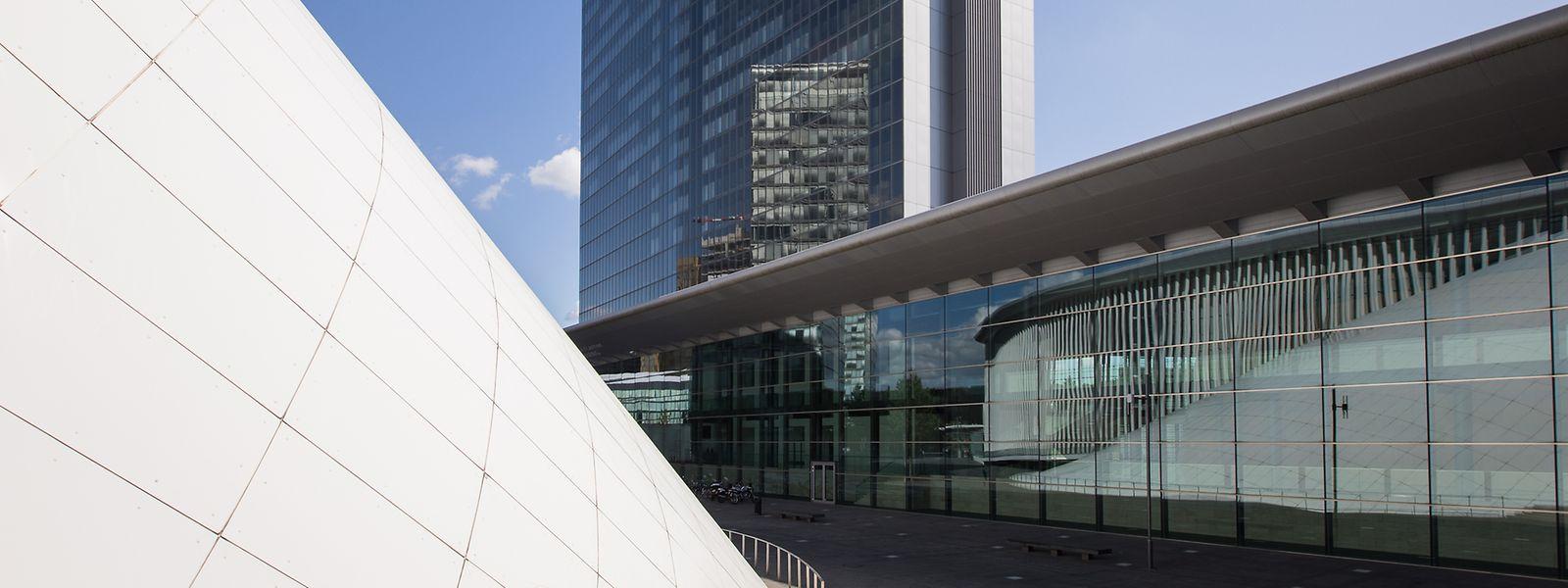 C'est l'European Convention center Luxembourg au Kirchberg qui accueillera du 1er au 3 novembre les quelque 150 participants au congrès