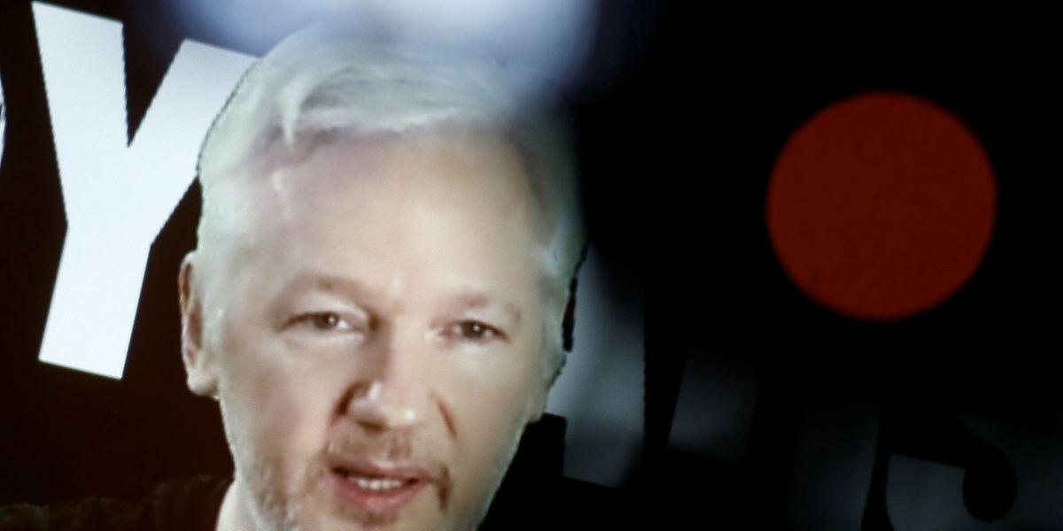Julian Assange will in den nächsten Wochen immer wieder neues Material veröffentlichen.