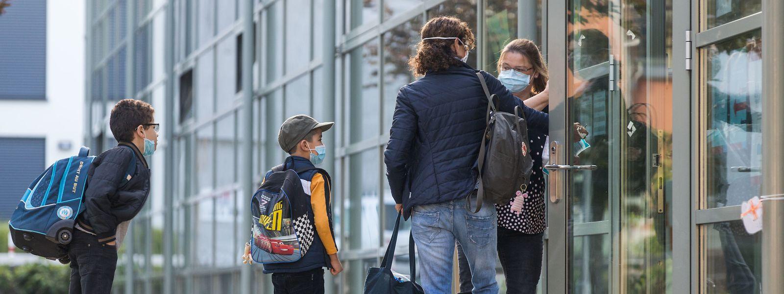 Les écoliers et élèves peuvent aussi participer à la campagne de dépistage nationale en cours. Avec autorisation des parents obligatoire.