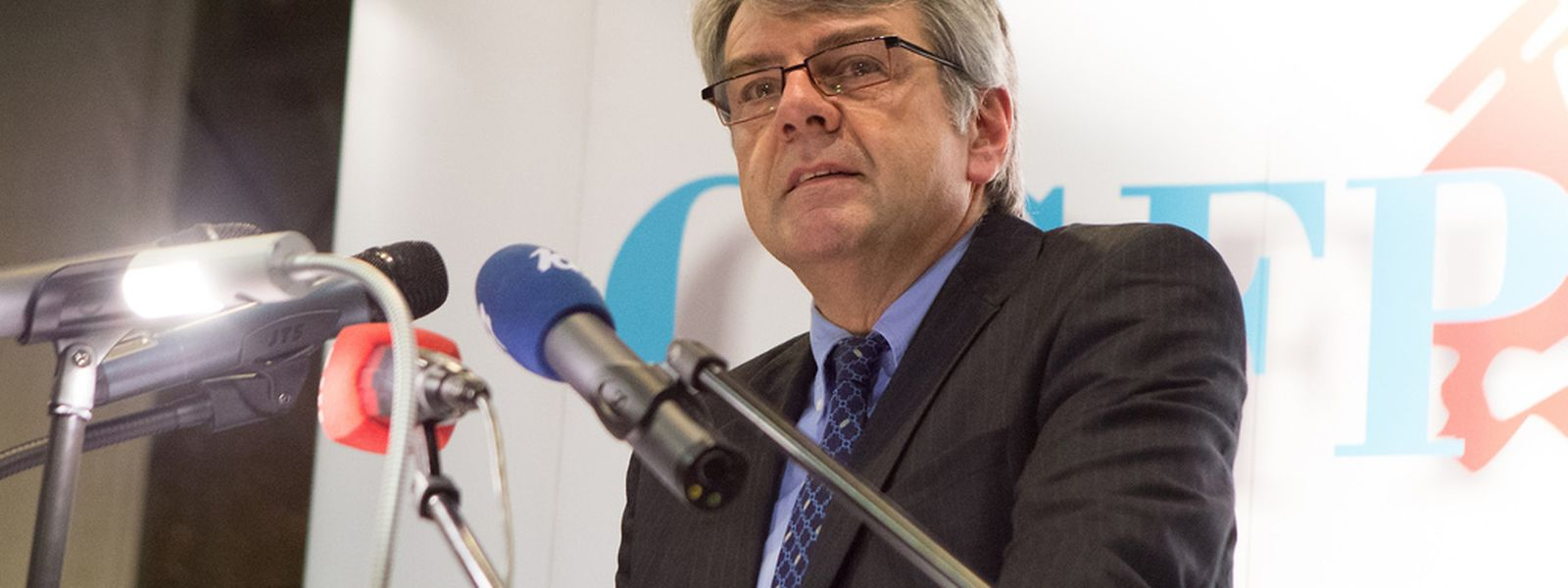 CGFP-Generalsekretär Romain Wolff will bei der Steuerreform eine einseitige Belastung auf Kosten der Beschäftigten nicht zulassen.
