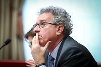 Chambre des Députés - Séance publique - Budget - Pierre Gramegna - Photo : Pierre Matgé