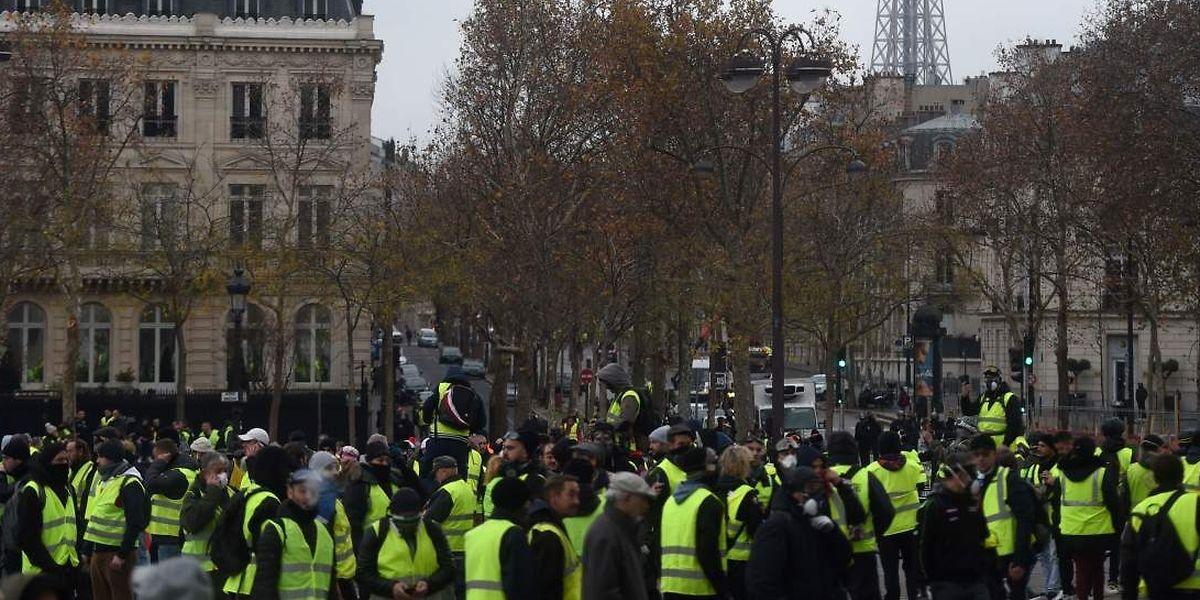 L'Élysée redoute de nouveau une «très grande violence» samedi, et les services de renseignement ont fait passer tous les voyants au rouge en alertant sur la mobilisation des mouvements «d'ultradroite» et «d'ultragauche».