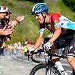 Bob Jungels (Quick-Step) - Tour de France 2018 – 12. Etappe – Bourg-Saint-Maurice / Alpe d'Huez – 175,5km – Foto: Serge Waldbillig