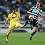 Sporting perde com o Villarreal em Alvalade