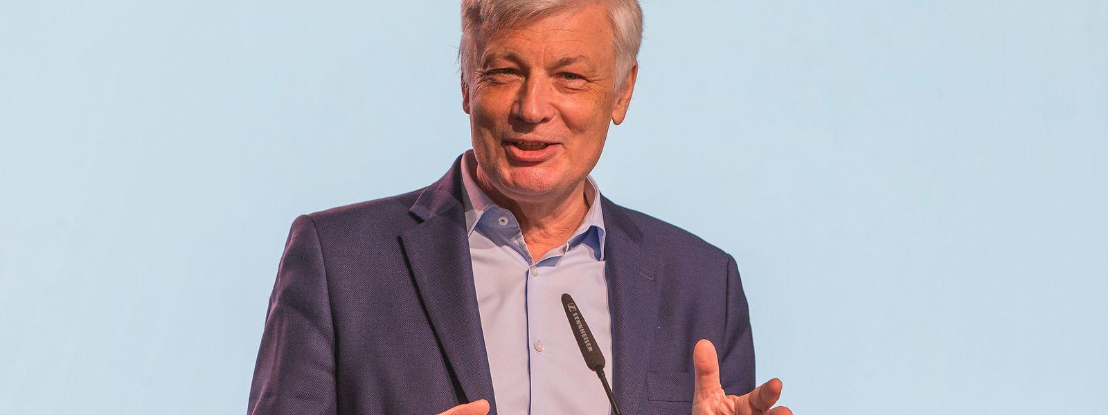 Parteichef Claude Wiseler nennt fünf Felder, in denen die CSV inhaltlich Akzente setzen will.