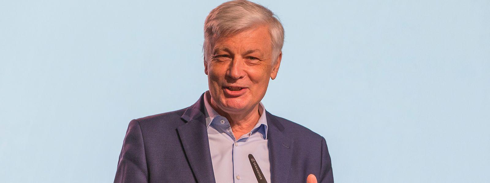 """Den Politmonitor-Ergebnissen nach reduzieren die Wähler bei der CSV das """"Team Wiseler"""" auf Claude Wiseler, den Spitzenkandidat aus 2018."""
