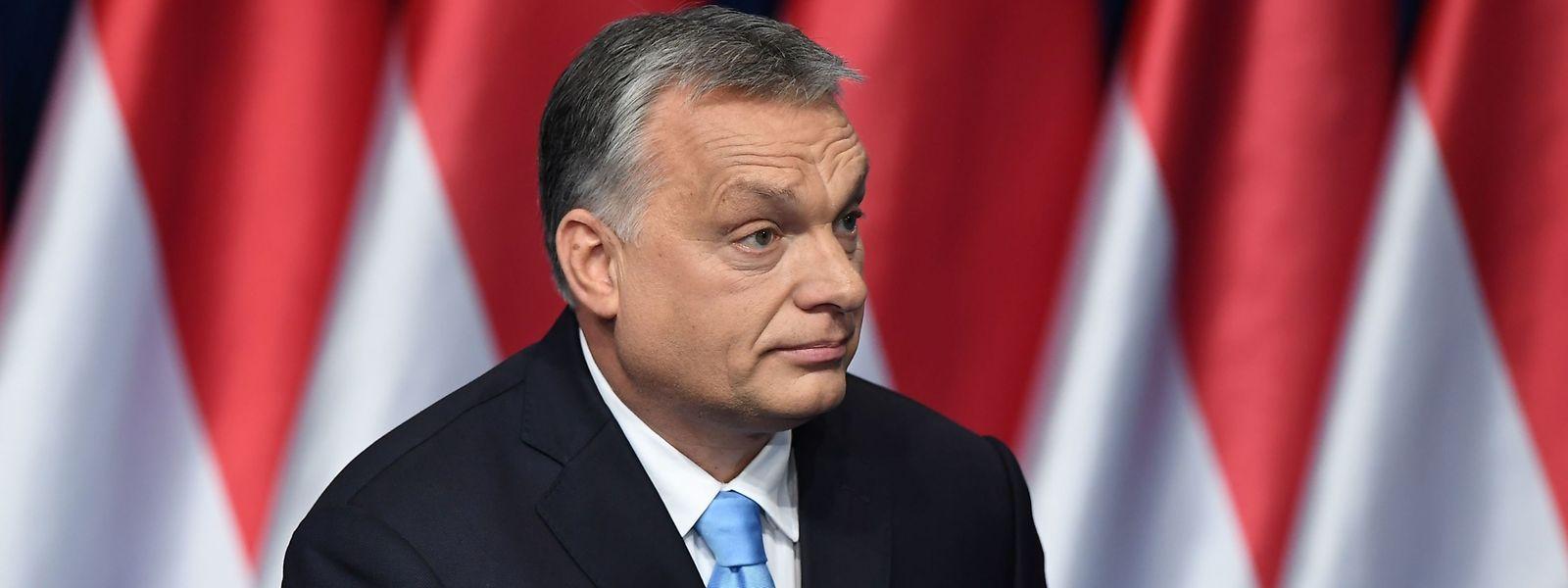Die ungarische Regierungspartei von Ministerpräsident Viktor Orban ist bis auf weiteres nicht Teil der konservativen Parteienfamilie.