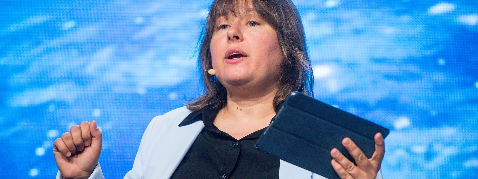 Alfi-Präsidentin Corinne Lamesch ist sich sicher: Die Fondsindustrie wird eine immer wichtigere gesellschaftliche und soziale Rolle in der Wirtschaft spielen.