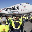 Die Cargolux will neue Mitarbeiter einstellen, verlautete am Montag. Auch eine neue Boeing wird angeschafft.