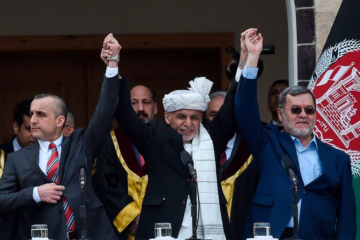 Il n'y a pas un président en Afghanistan, il y en a deux: alors que le sortant réélu Ashraf Ghani (photo) célébrait sa réélection, son principal adversaire Abdullah Abdullah a déclaré être président lui aussi, plongeant le pays dans une crise institutionnelle.