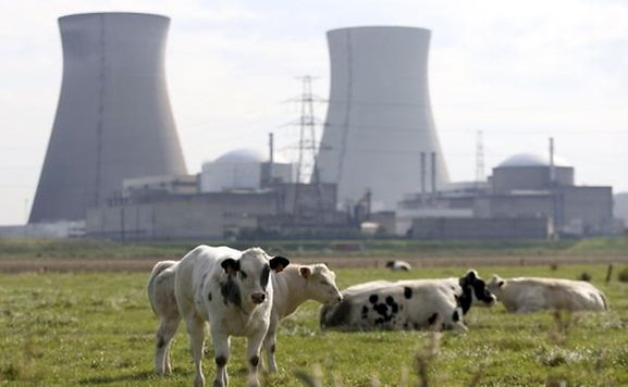 The nuclear power plant in Tihange is considered a security risk by neighbouring countries.