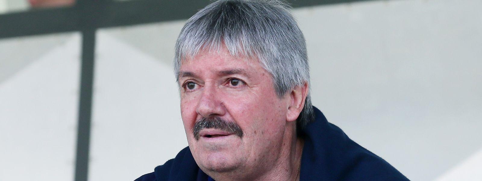 FLF-Präsident Paul Philipp möchte die Entwicklung der BGL Ligue genau beobachten.