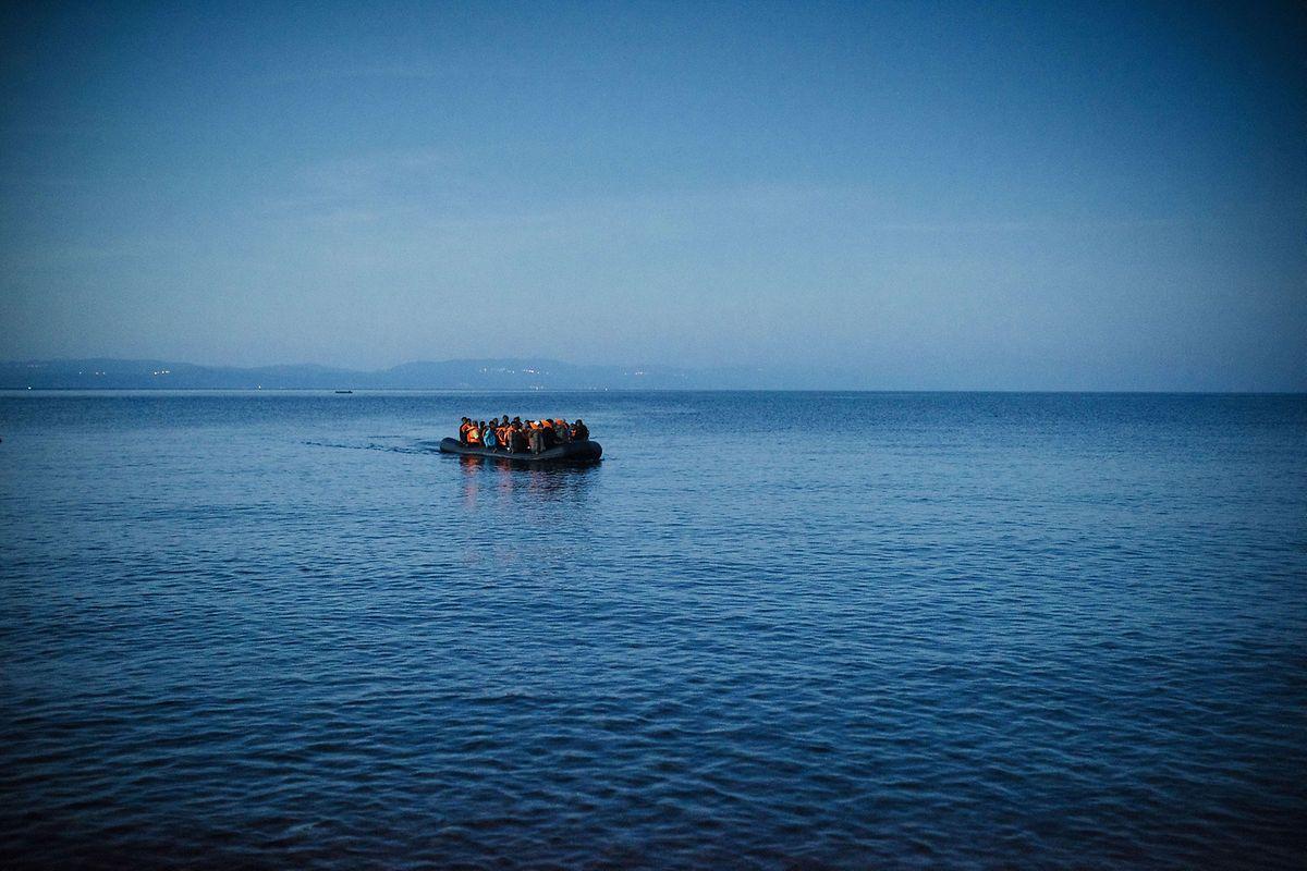 Fast 100.000 Menschen sind seit Jahresbeginn angekommen. Im Juli waren es der Grenzschutzagentur Frontex zufolge rund 25.300, zwölf Prozent mehr als im Juli 2015.