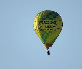 Alles wat flitt ! Hei Heißluftballon